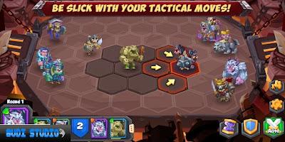 Tactical Monsters Mod Apk Terbaru 2