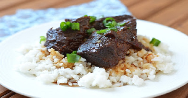 Asian-Style Braised Short Ribs Recipe