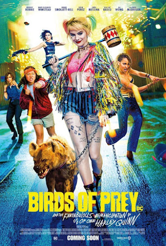 Birds of Prey (BRRip 1080p Dual Latino / Ingles) (2020)