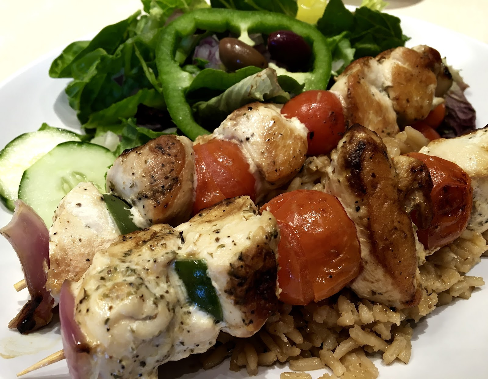 The Gluten & Dairy-Free Review Blog: Zoe\'s Kitchen Review