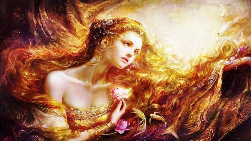 Lenda da mãe do ouro