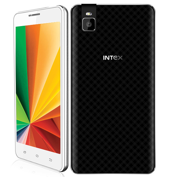 Intex Launched Aqua Twist With 5-Megapixel Rotating Camera