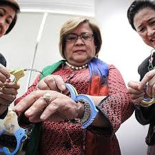 De Lima arrested, De limaw arrested