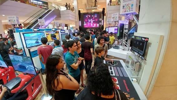 Shopping SP Market recebe o Museu do Videogame Itinerante