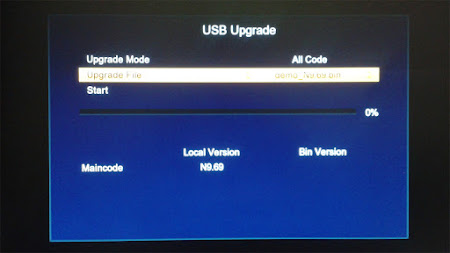Kelebihan Skybox A1 Menggunakan Firmware M1.45