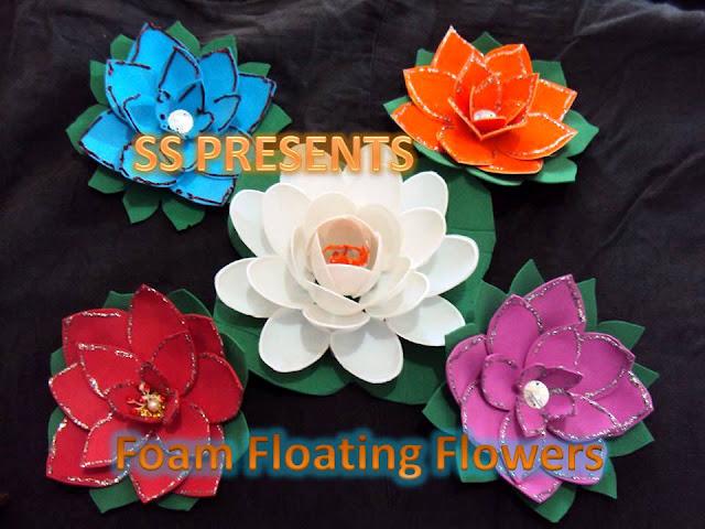 Here is foam crafts,foam masks,foam flowers,foam accessories,foam kids crafts,foam glitter crafts,how to make foam sheet floting flowers