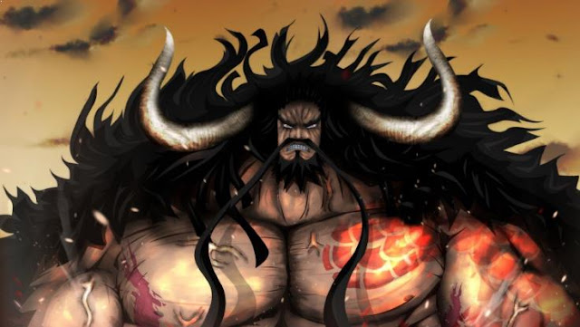 Kaido ( One Piece ) - Top Immortal Anime Characters