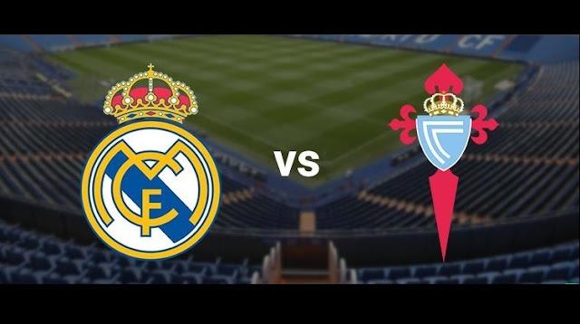 مشاهدة مباراة ريال مدريد وسيلتا فيغو بث مباشر اليوم السبت 17/08/2019 الدوري الإسباني