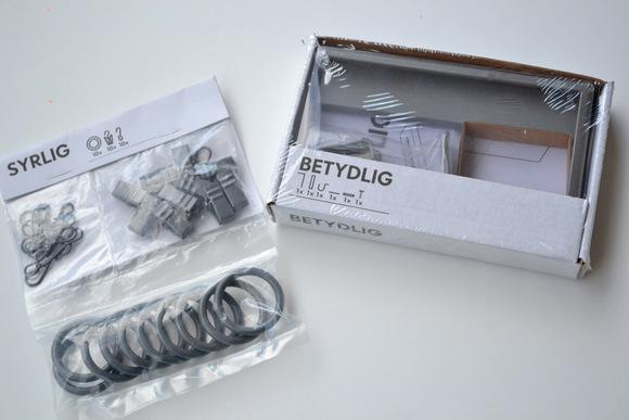 Ikea supplies