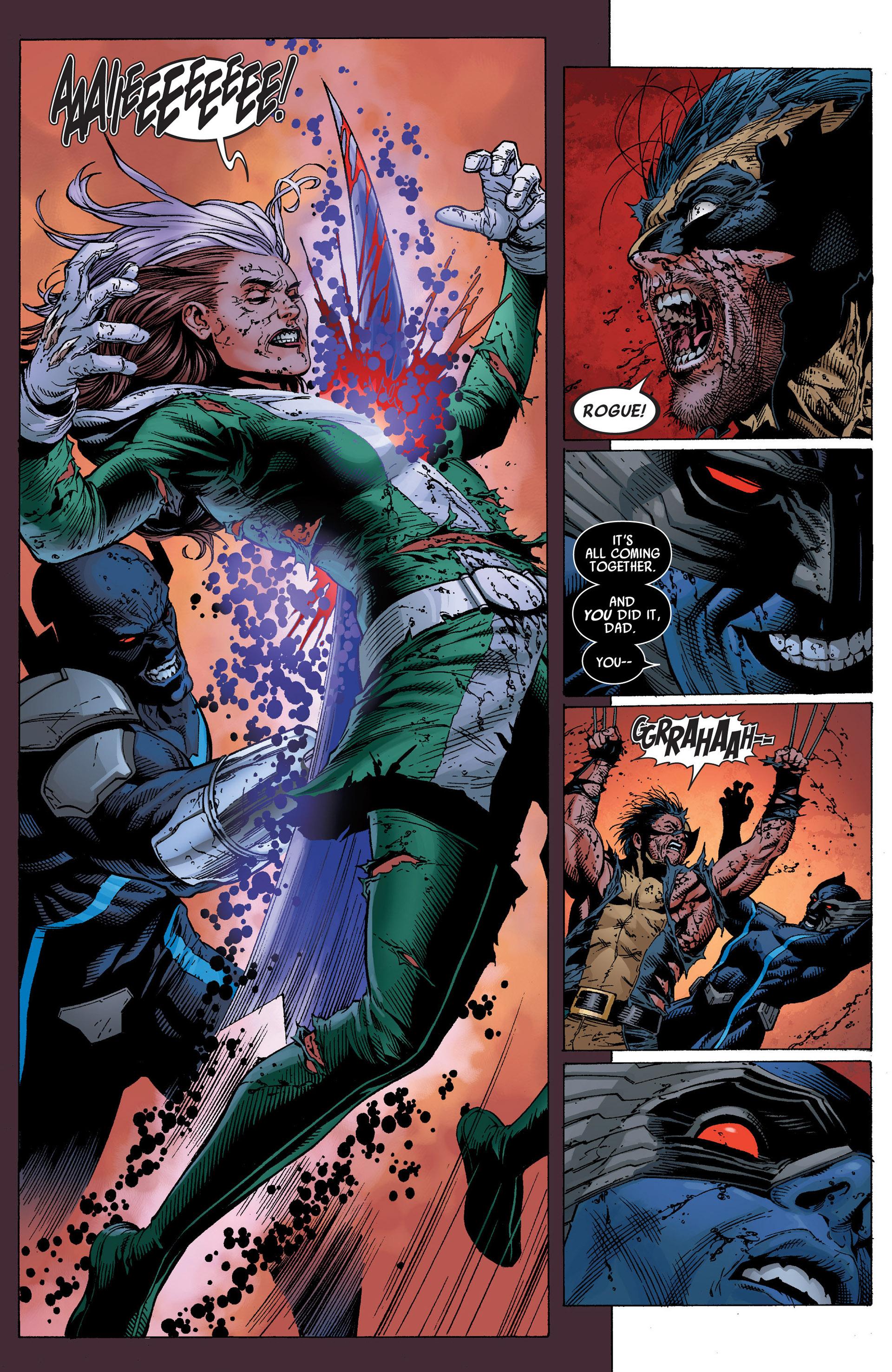 Read online Uncanny Avengers (2012) comic -  Issue #14 - 18
