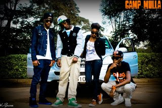 Kenya's award-winning super group Camp Mulla splits