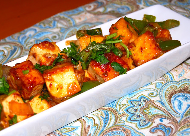 Chilli Tofu Holy Cow Vegan Recipes