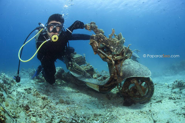 Jun V Lao, Underwater Photographer, Philippines