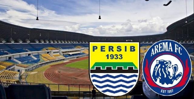 Persib Bandung vs Arema FC 18 Maret 2018: Laga Uji Coba Sesungguhnya