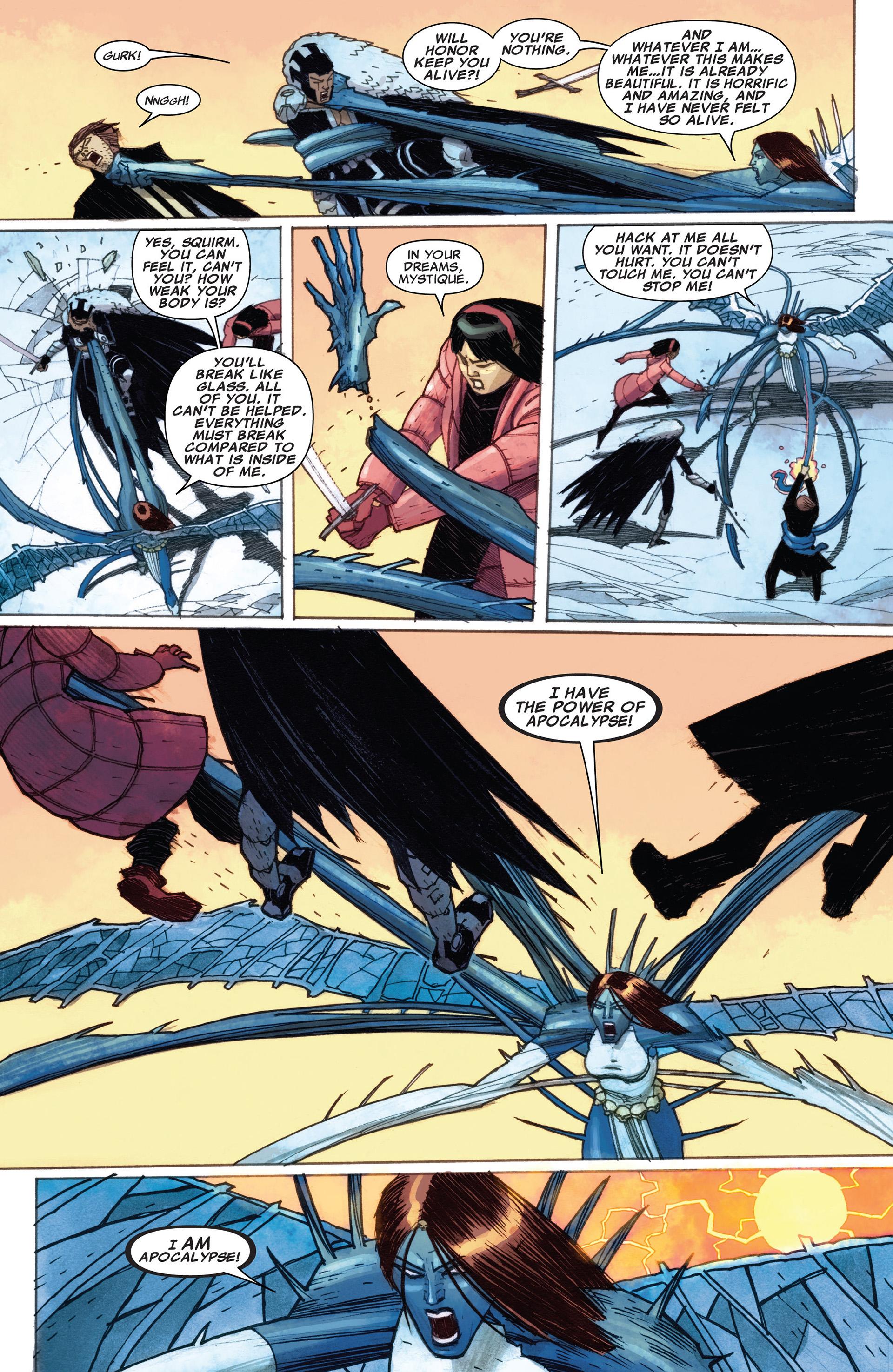 Read online Astonishing X-Men (2004) comic -  Issue #65 - 5