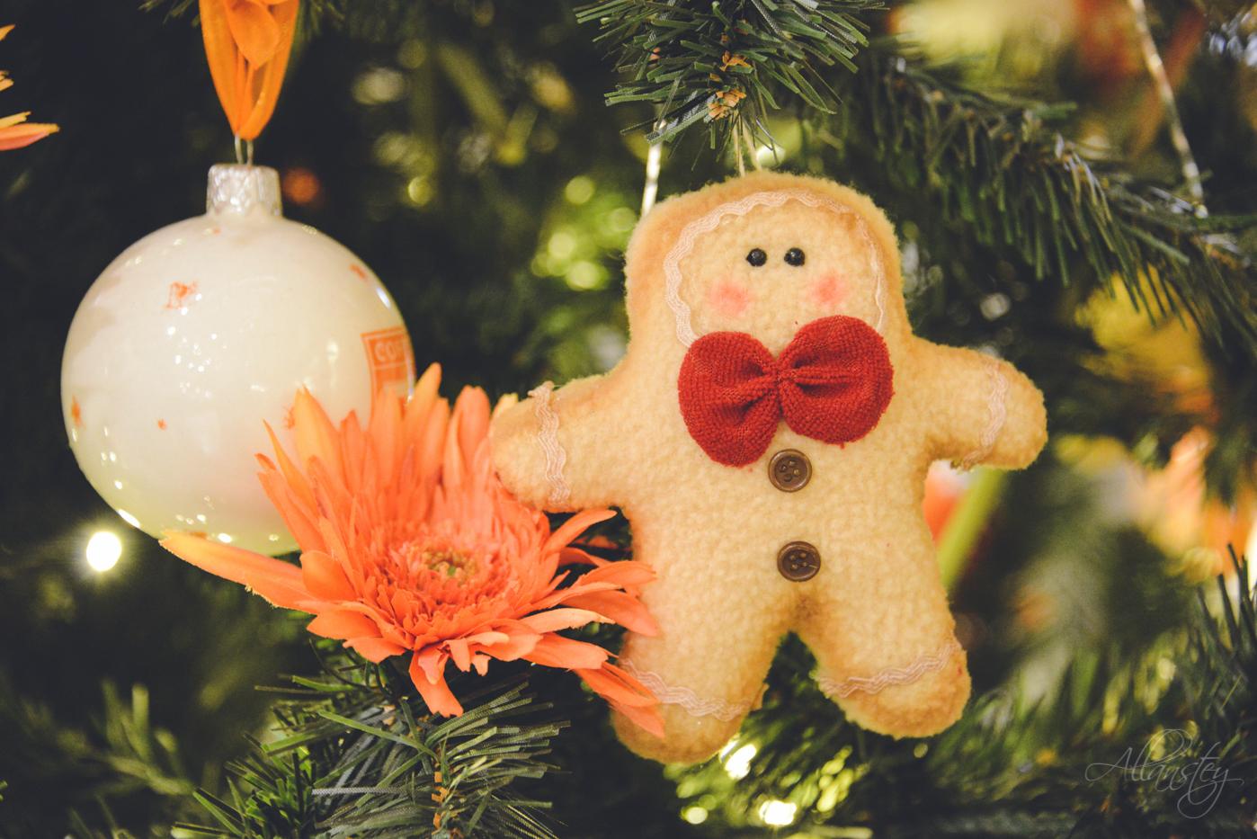 cute Christmas tree decoration