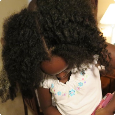 2 Alternative Methods of Washing Your Child's Hair