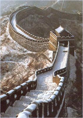 กำแพงเมืองจีน (Great Wall of China)