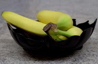 bananas - vitamine - masque - visage - corps
