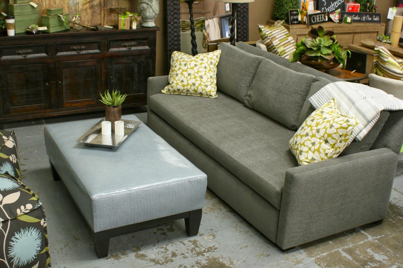 Chartreuse Home Furnishings LEE Did It Again - Lee sleeper sofa
