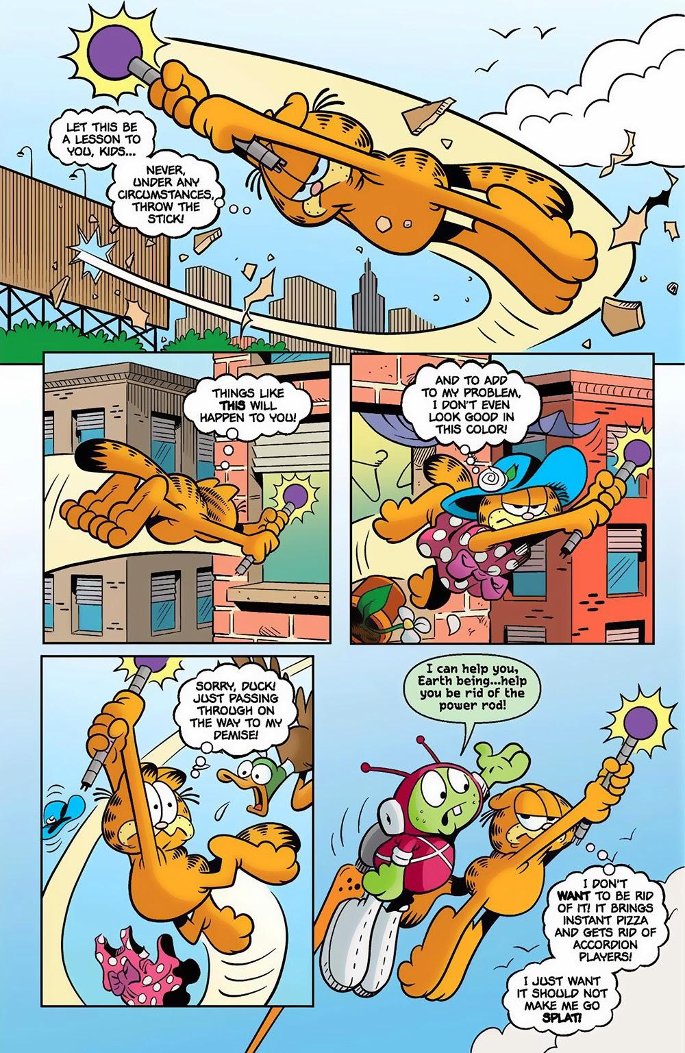 Garfield online free