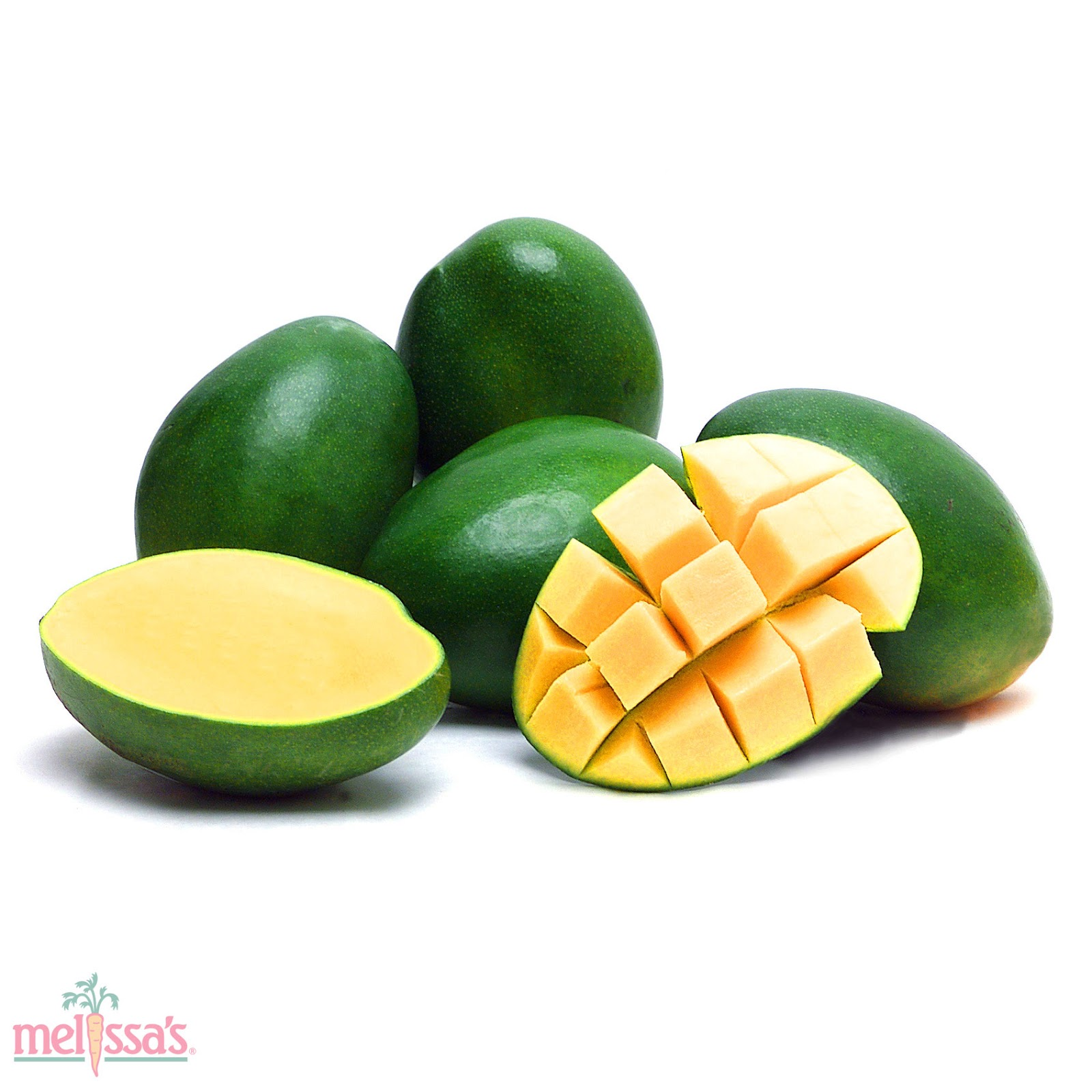 Know your mango how to cut eat and ripen melissas produce blog keitt mango ccuart Gallery