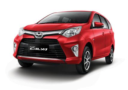 Toyota New Calya Jakarta