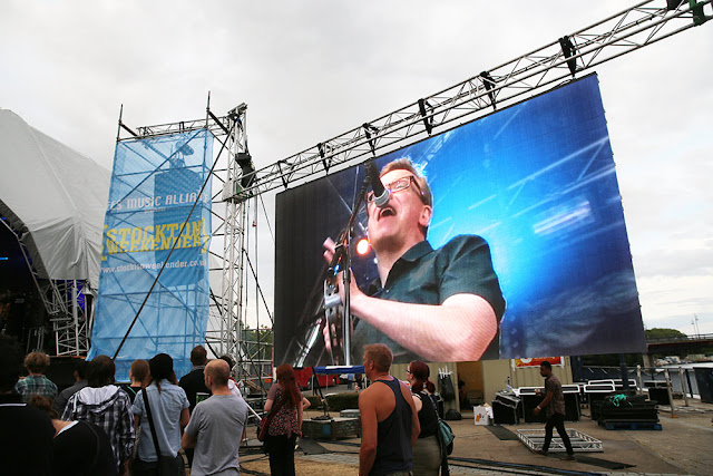 LED Giant Screen