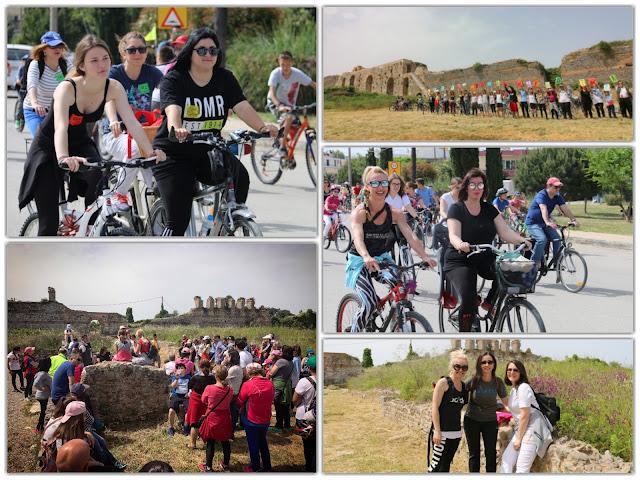 Πρέβεζα: Στην 11η Πανελλαδική Ποδηλατοπορεία συμμετέχει η Πρέβεζα, σήμερα Κυριακή 13 Μαΐου
