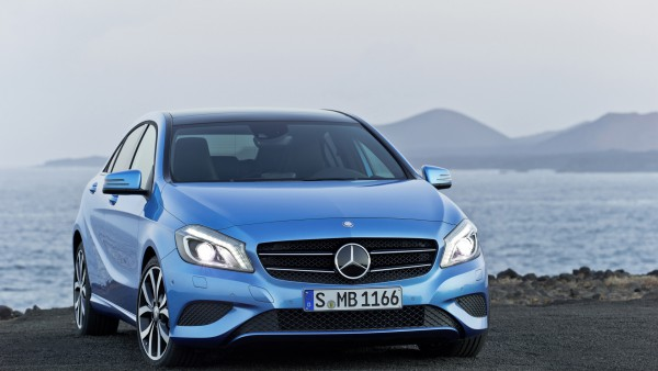 Mercedes A180 CDI {featured}