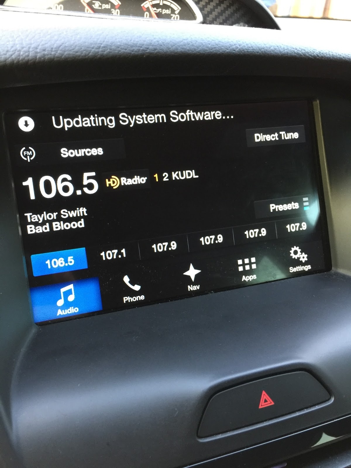 2016 Ford Focus ST: How To: Upgrading Ford SYNC3 to version 2 2