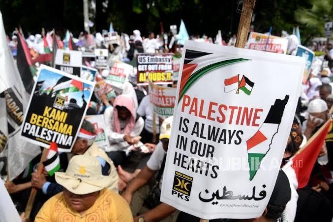 PKS Desak Australia Pertimbangkan Pengakuan Yerusalem Barat sebagai Ibukota Israel