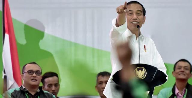 Jokowi Terungkap Bikin Susah PBNU, Maju Mundur Kena Melawan Aturan