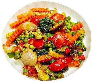 thai vegetable