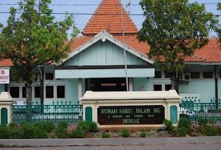 Rumah Sakit Islam NU Demak - Bidan/Perawat/Rekam Medis/Radiologi