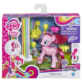 My Little Pony Action Play Pack Wave 2 Pinkie Pie Brushable Pony