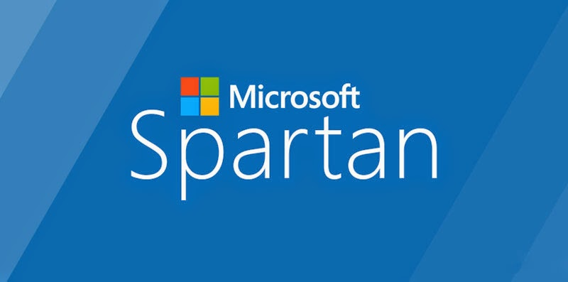 Microsoft's Spartan browser Image Leaked, Spartan browser leak on Web, First look of Spartan browser, Spartan browser features, image leaked, microsoft spartan browser