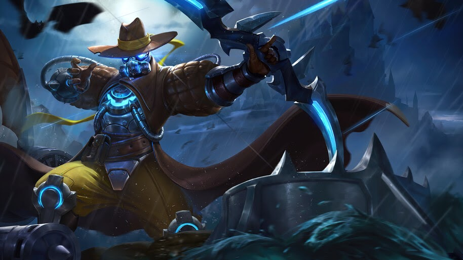 Yi Sun Shin, Roguish Ranger, Mobile Legends, Skin, 4K, #5.2110