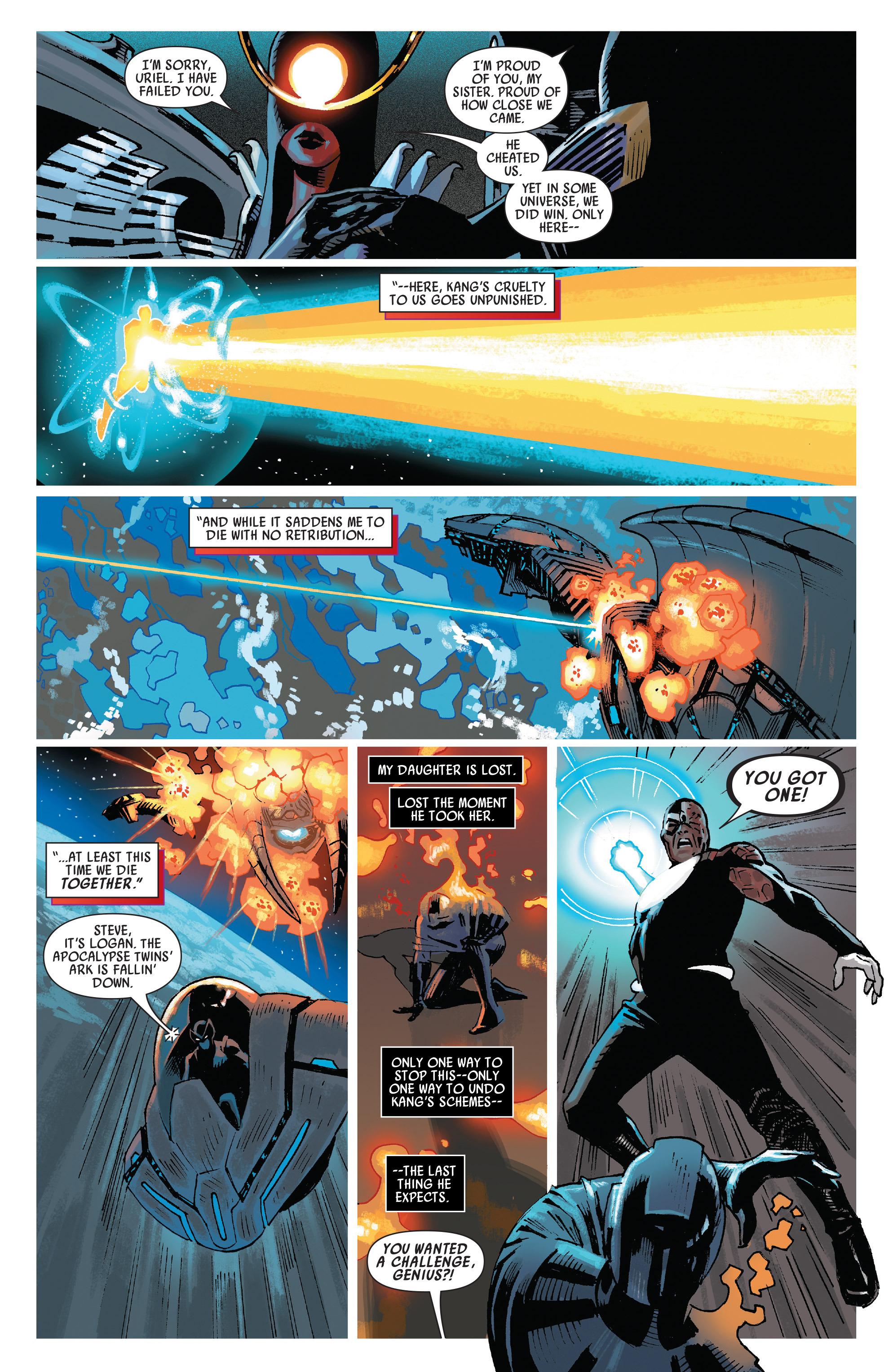 Read online Uncanny Avengers (2012) comic -  Issue #22 - 13