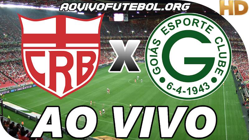 Assistir CRB x Goiás Ao Vivo em HD