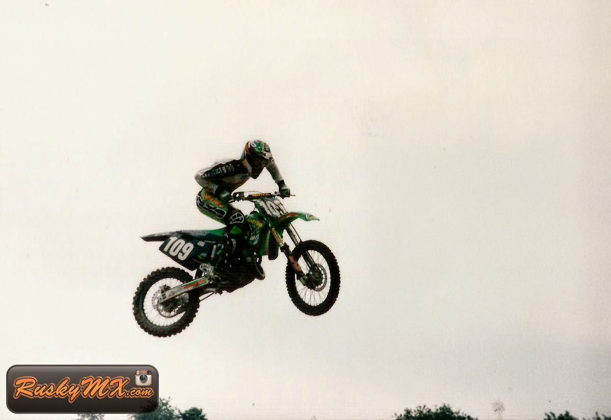 Nick Wey Steel City 1997