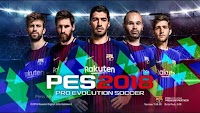 PES 2018 New Graphics Menu For PES 2017