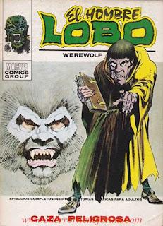 El Hombre Lobo 03 Ediciones Vertice