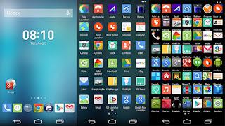 13 Launcher Android Keren Terbaik Paling Ringan Gratis dan Hemat daya