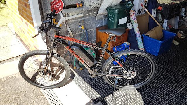 Ancheer 208 mountain bike