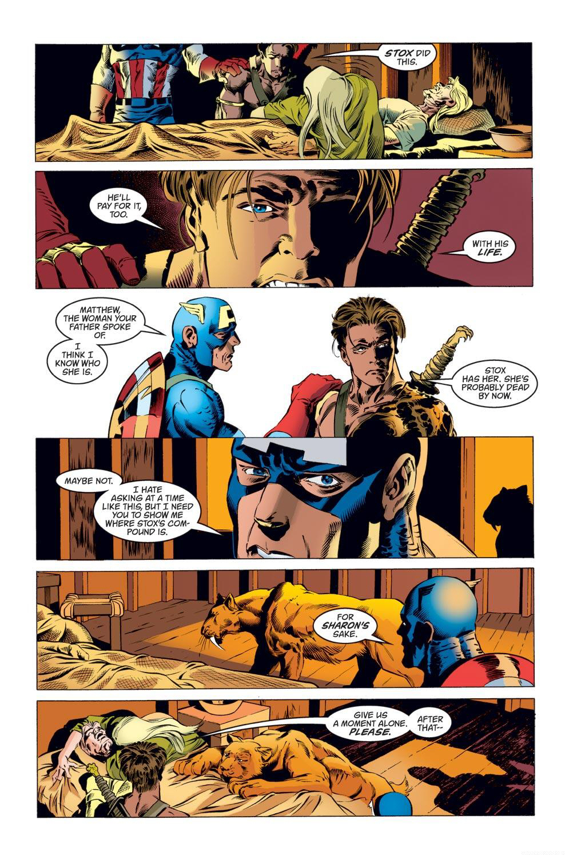 Captain America (1998) Issue #29 #35 - English 13