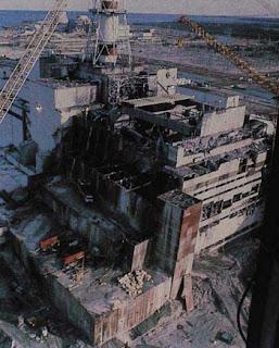 Πυρηνικό ατύχημα του Τσερνόμπιλ