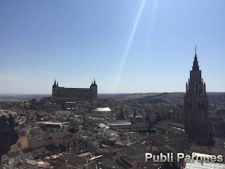 Toledo desde el campanario