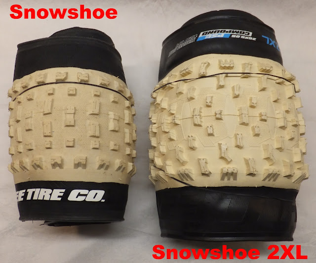 Snowshoe 2XL Fatbike Republic Fat Bike White Fat Bike Tire Newfoundland