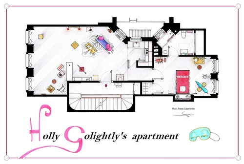 11-Breakfast-At-Tiffanys-Holly-Golightlys-Apartment-Floor-Plan-Inaki-Aliste-Lizarralde